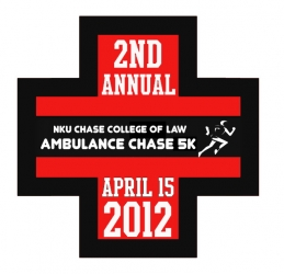 2nd Annual Ambulance Chase 5k logo