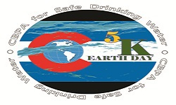 Earth Day 5K logo