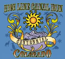 High Line Canal Run 5K/10K logo