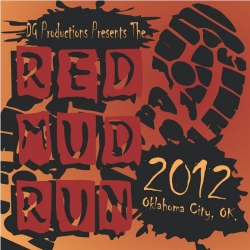Red Mud Run logo