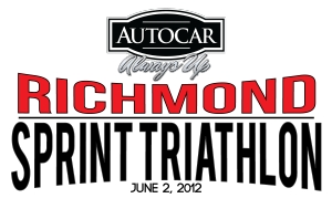 Autocar Richmond Sprint Triathlon logo