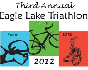 Eagle Lake Triathlon logo