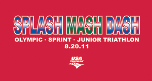 Splash Mash Triathlon logo