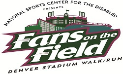 Fans on the Field 10K logo