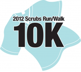 Scrubs Run logo