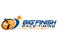 Big Finish Race Timing logo